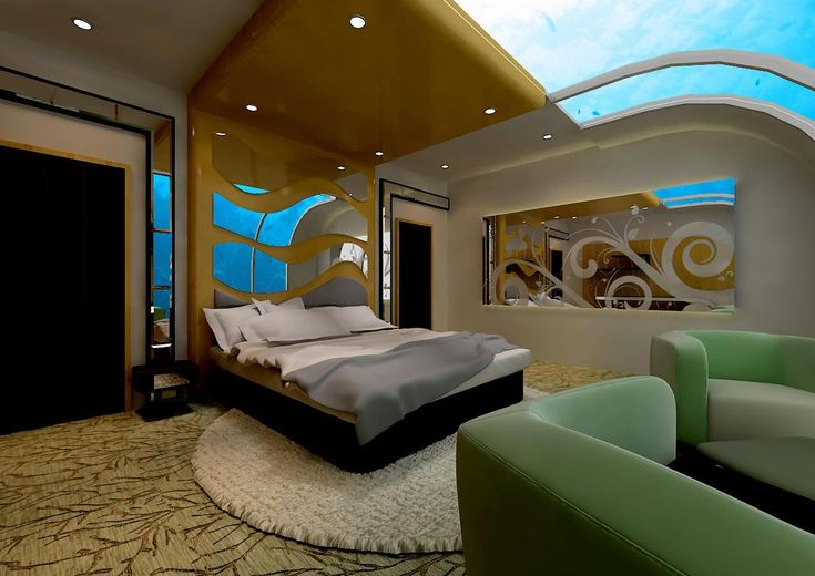 Bedroom Romantic Interior