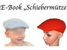 E-book, Häkelanleitung Sommerhut ZOEY