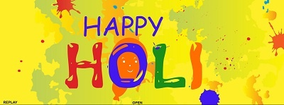 Send Free Happy Holi Cards