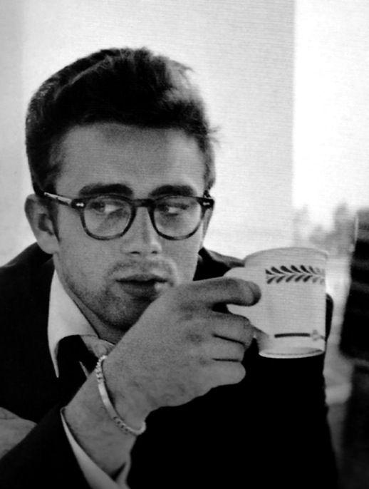 James dean has the best glasses
