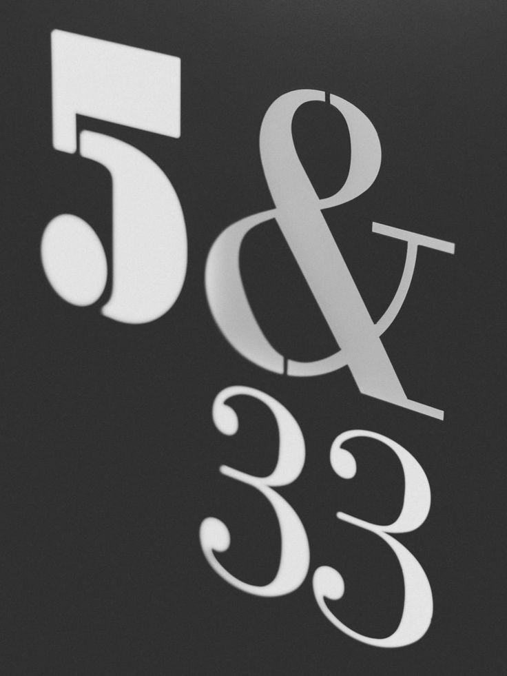 logo 5&33