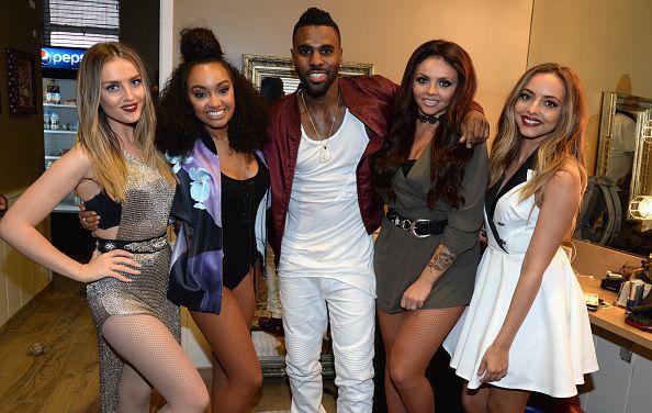 """Little Mix confirma participação de Jason Derulo na música """"Secret Love Song"""""""