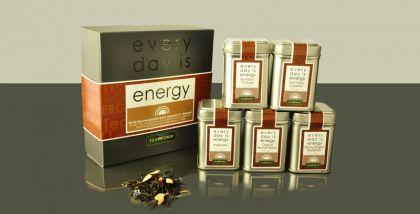Every Day Is Energy! Despierta tu vitalidad con cinco variedades cargadas de energia