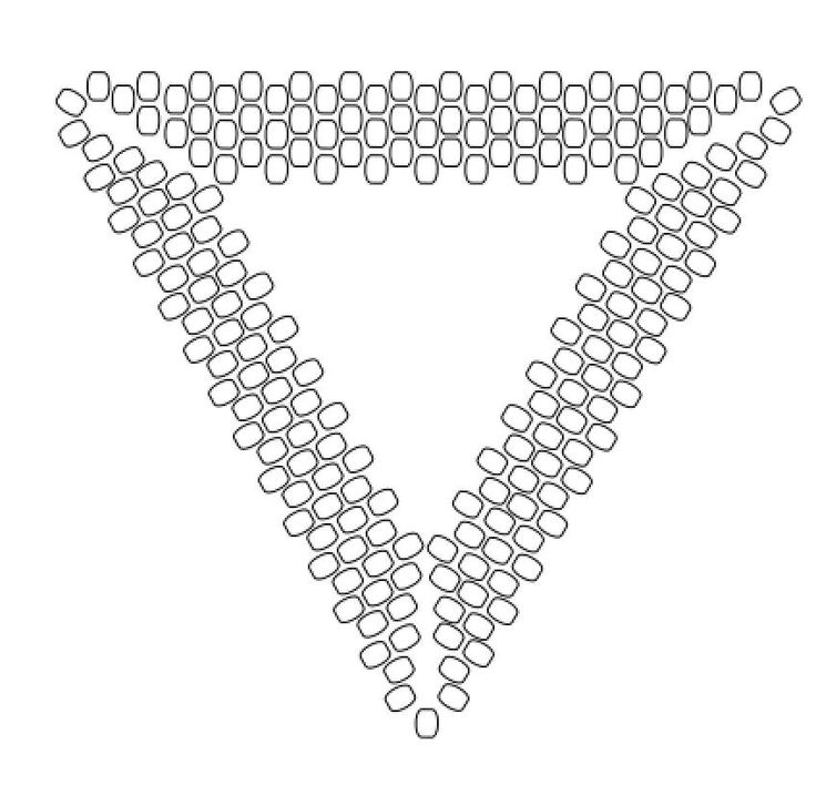 234 Best Beading Graph Paper Images On Pinterest | Beading