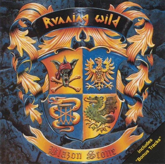 Running Wild - 1991 - Blazon Stone