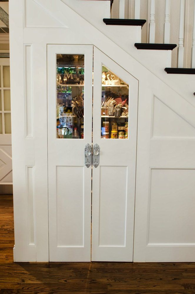 The 25 best Under stairs pantry ideas on Pinterest Under stairs