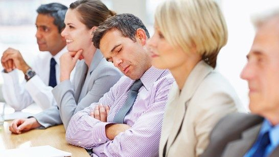 How to Stay Awake in Your Most Boring Meeting - Everyday Health