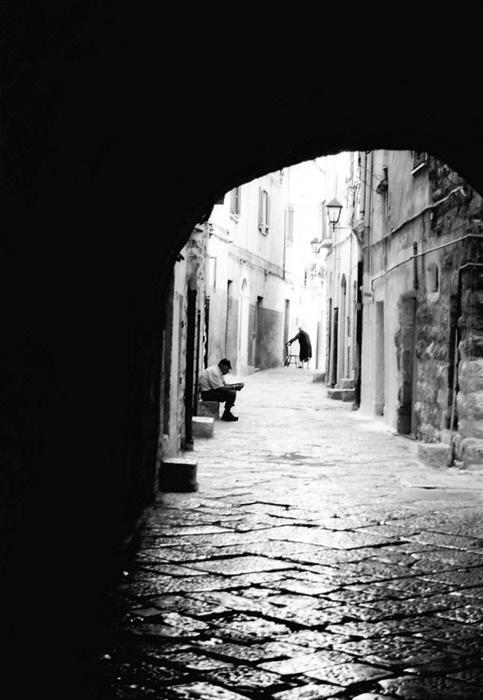 Puglia - silence