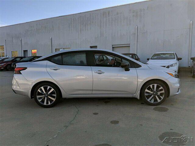 Used 2020 Nissan Versa 1 6 Sr 2020 1 6 Sr New 1 6l I4 16v Automatic Fwd Sedan Premium 2020 In 2020 Nissan Versa Fwd Sedan