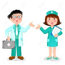 Resultado de imagen para imagenes enfermeras caricaturas
