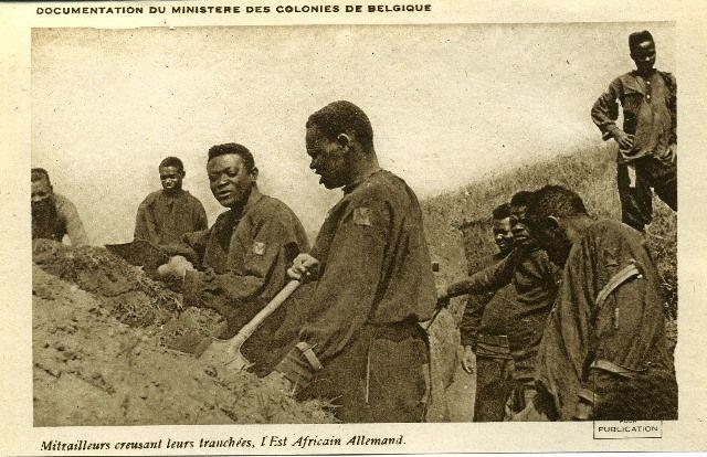 100 ans après la Grande Guerre : Hommage aux anciens combattants congolais – Bruxelles   Défense & Sécurité du Congo – Wondo