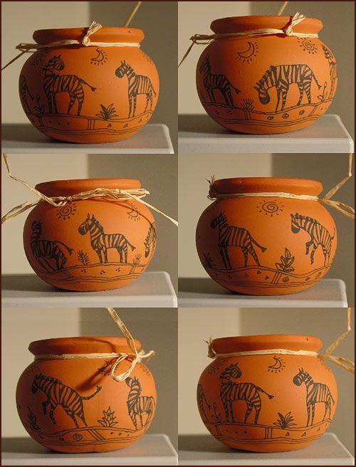 Перемена участи - зебрянский pot