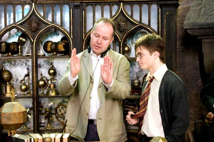 David Yates sign on for more Potter; Will direct spin-off.