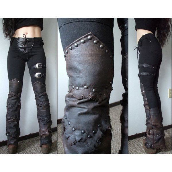 25+ best ideas about Brown leather pants on Pinterest ...