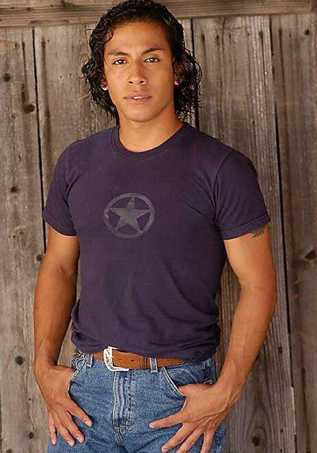 Rudy Youngblood, Native American Actor!