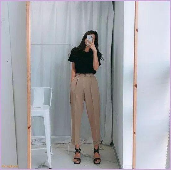 Damenmode, cool und modisch auszusehen   – Outfits Women