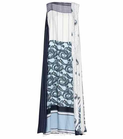 Далшия Пейсли платье    Угри Studios