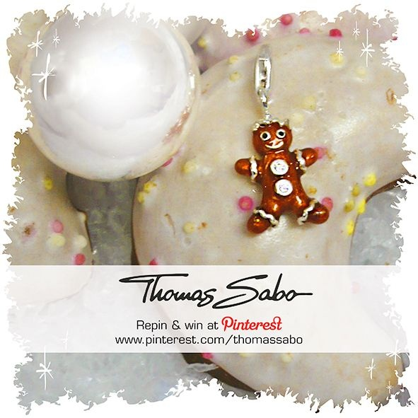 One lucky winner will be drawn on December 22, 2012! Important: Your facebook or twitter account must be linked to your Pinterest profile! Terms and conditions:   images.thomassabo...
