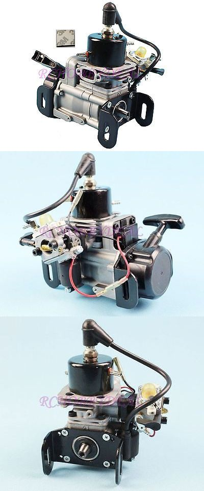 Boats and Watercraft 34058: Qj 27.5Cc Side Marine Engine For Rc Gas Boat Aluminum Water Cooling 3M -> BUY IT NOW ONLY: $156 on eBay!