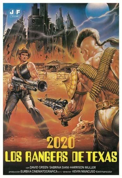 2020 Los Rangers de Texas - tt0083565  G
