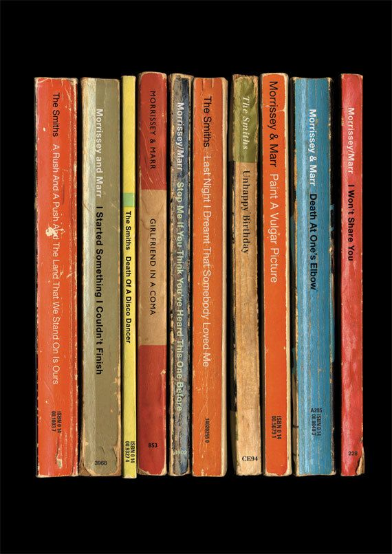 The Smiths 'Strangeways Here We Come' Album As by StandardDesigns, £12.50