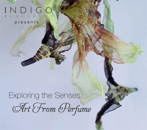 Exploring the Senses: Art From Perfume Collegiate Art Contest | Indigo Perfumery