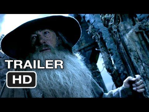 The Hobbit Official Trailer !!