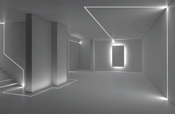 Sorgenti LED Linaires to difuse light by Microfile Lucifero's
