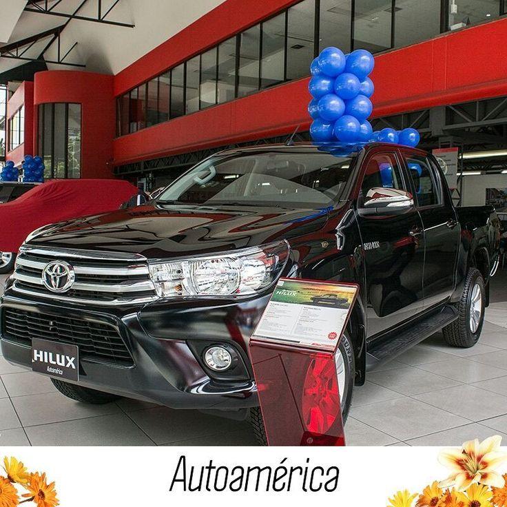 #Toyota #Hilux, con todo el poder y lujo que deseas, espera por ti en tu concesionario #Autoamérica. Visítanos y pregunta por la versión que quieres:https://goo.gl/5hbofS    #ToyotaEsToyota #Autoamérica #ToyotaColombia #Toyotero #Toyotalover #OffRoad #TeamToyota #ToyotaNation #Toyoteros #4x4 #Toyota #MantenimientoExpress #quickrepair #RepuestosGenuinosAutoamérica #ARB #ARBColombia #Solucar #OldManEmu #AeroKlas #MileMarker #HinoColombia #Hino #HinoToyota #HinoAutoamérica
