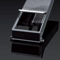 Внутрипольные электрические конвекторы отопления с вентилятором  Mohlenhoff QSK EC Артикул: QSK EC 260-110-1000 Конвектор с вентилятором QSK EC(принудительная конвекция)