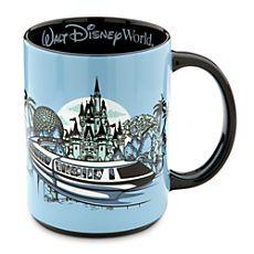 Monorail Mug - Walt Disney World