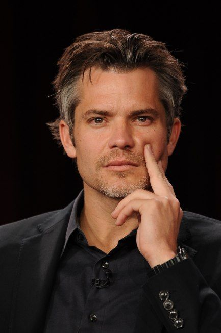 Timothy Olyphant Is A 'Justified' Presence
