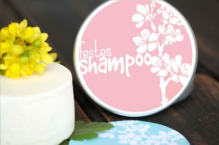 Machen Sie sich ein festes Shampoo   – Badejelly