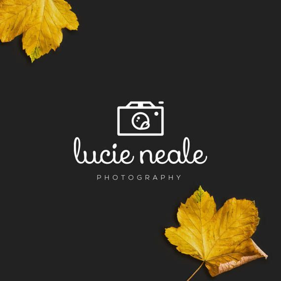 INSTANT DOWNLOADDIY LogoCamera Logo by WithPassionDesign on Etsy