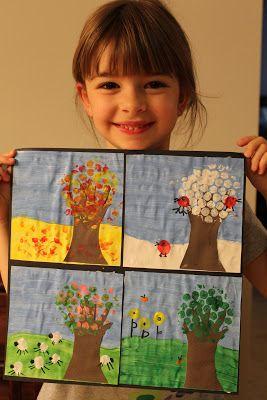 Spark and All - Four Seasons Art