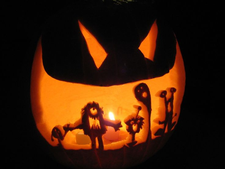 17 Best Pumpkin Carving Ideas Images On Pinterest