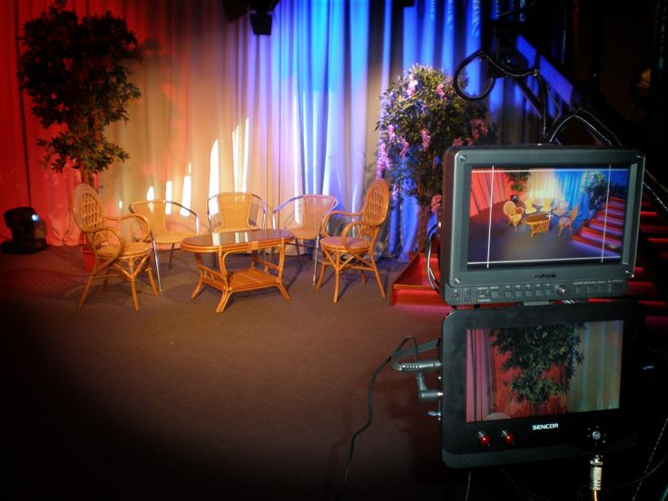 Šlágr TV - studio