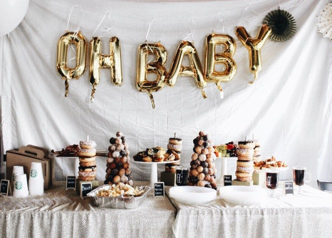 brunch for baby shower ideas and inspiration