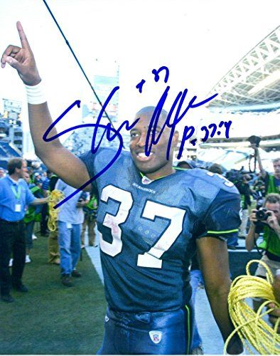 Shaun Alexander Seattle Seahawks Autographs