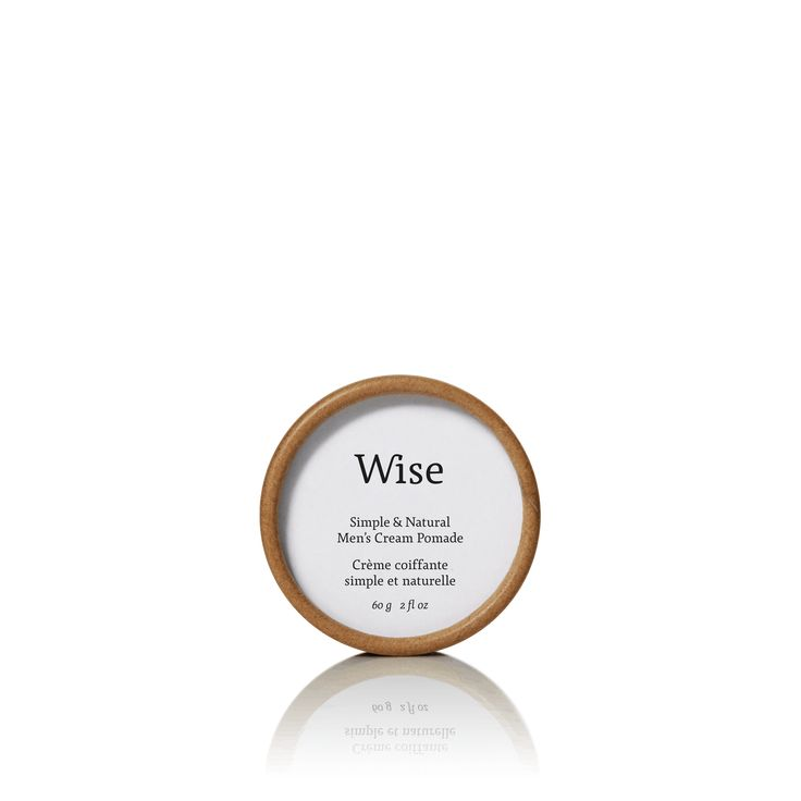 Wise Red Maple Pomade Tube
