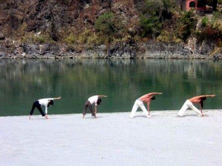 Ganga Vatika Boutique Guest House Rishikesh India e1329213774751 Cheap Yoga Retreats and Spa Breaks