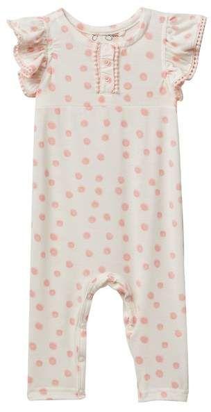 3c086d0d3 Polka Dot Romper (Baby Girls)