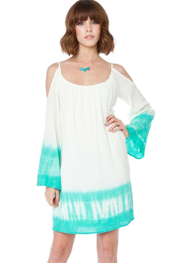 ShopSosie Style : Dye Dreaming Dress