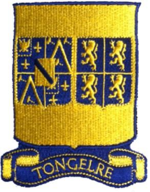 Badge Tongelre Wapen van Eindhovens stadsdeel Tongelre € 5,-