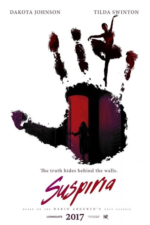 Watch Suspiria (2017) Full Movie Online Free
