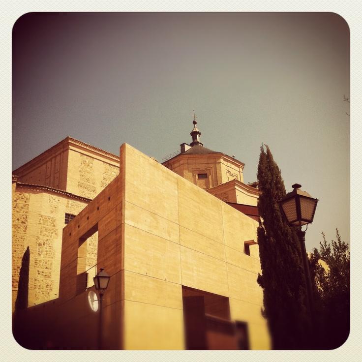 Archivo Municipal y Centro Cultural San Marcos.