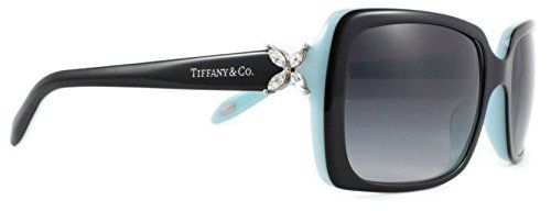 TIFFANY SUNGLASSES TIF 4047B BLACK 8055/3C TIF4047...
