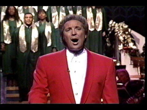 Tom Jones & David Foster - MARY'S BOY CHILD (1993 TV Special)
