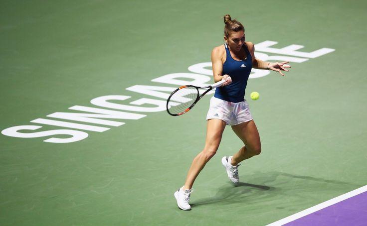 Turneul Campioanelor: Simona Halep câștigă primul meci din grupă - http://fthb.ro/turneul-campioanelor-simona-halep-castiga-primul-meci-din-grupa/
