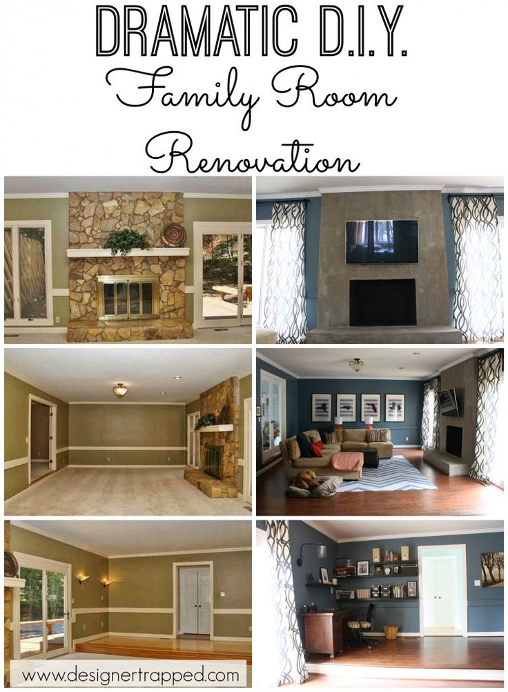 Family Room Renovation Ideas Part - 45: Best 25+ Contemporary Family Rooms Ideas On Pinterest | Contemporary Living  Room Paint, Classic Living Room Paint And Living Room Paint Design